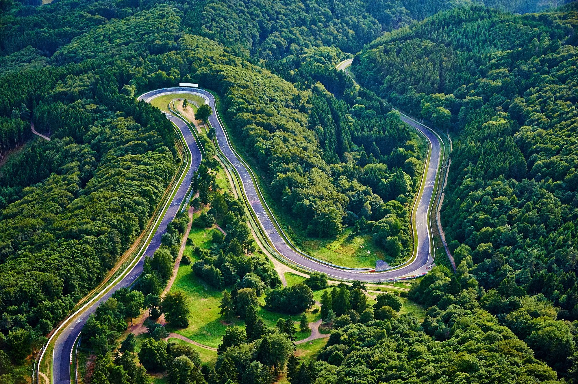 Nurburgring with Classic Grand Touring