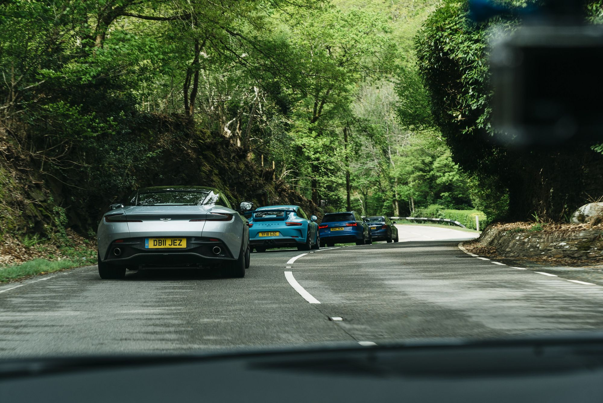 Supercars in Wales