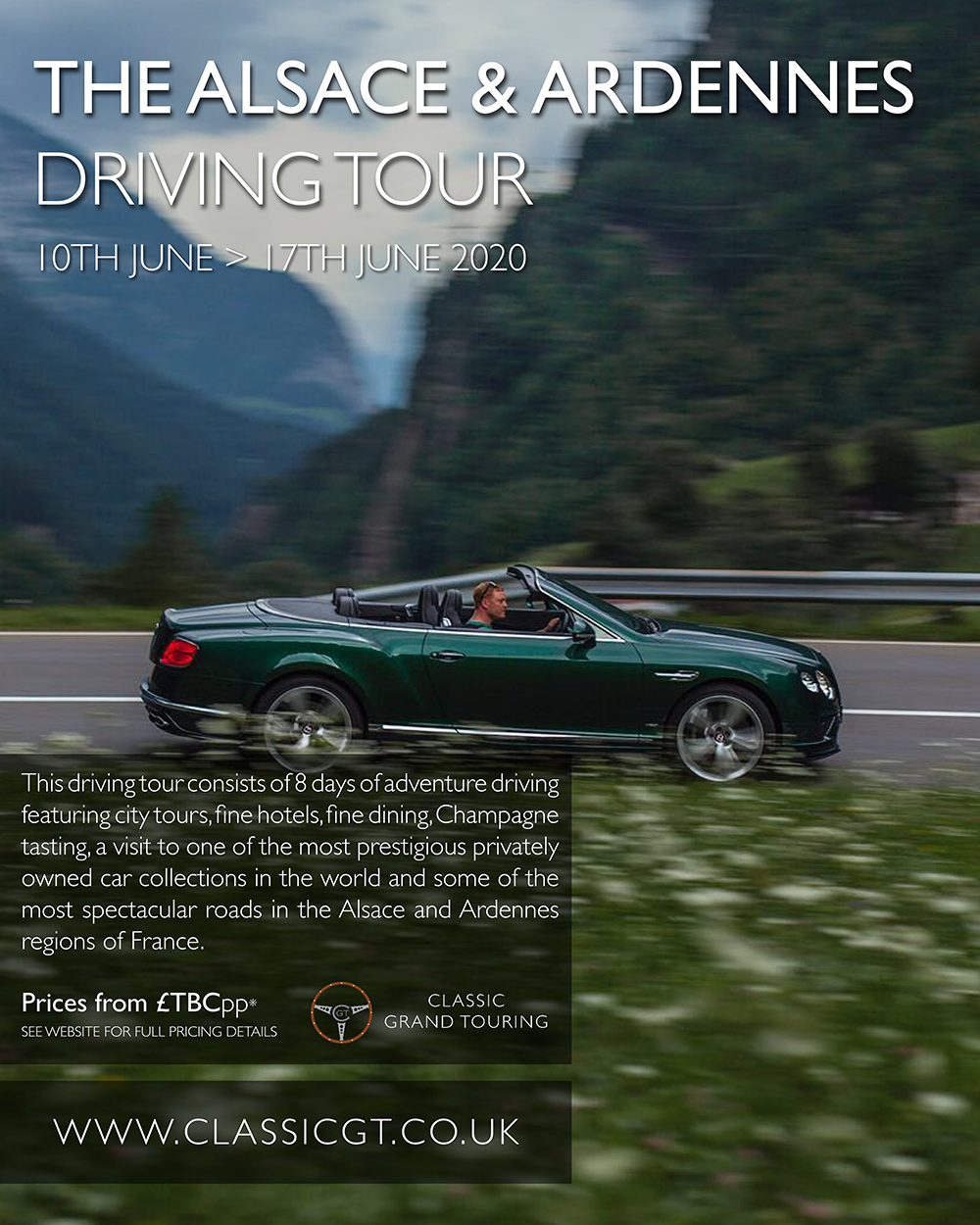 Alcase and Ardennes driving tour