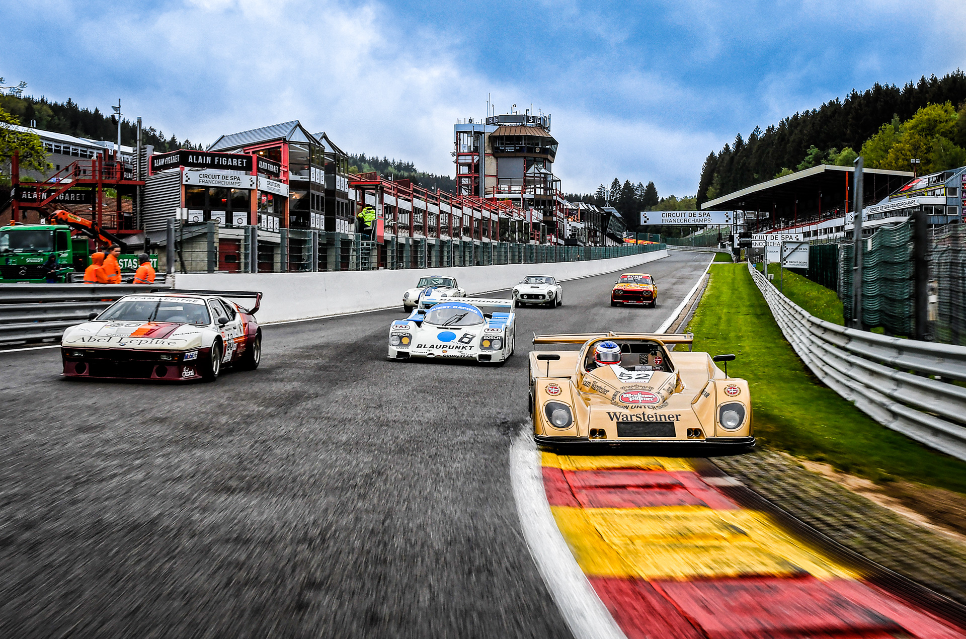 Spa-Francorchamps weekend